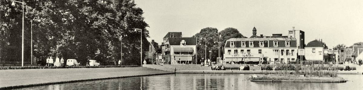 Stationsplein_1965 beverwijk hgmk